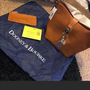 Donkey and  Bourke Handbag